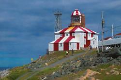 Sightseeing at Bonavista Lighthouse-