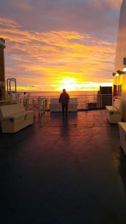 Kate at Sunrise