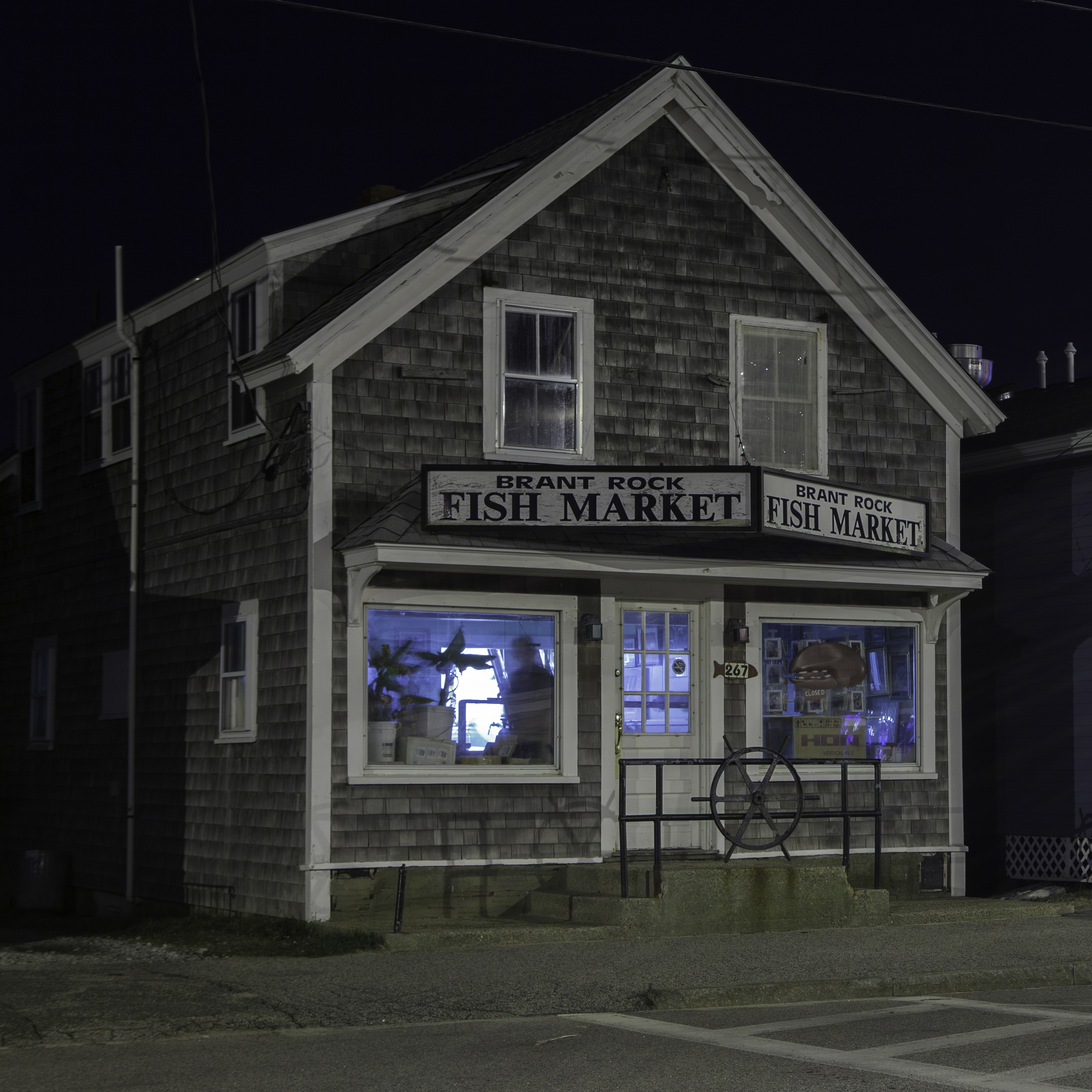 Brant Rock Fish Market