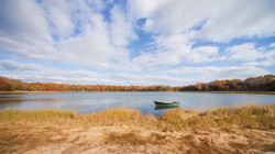 Afternoon on Salt Pond