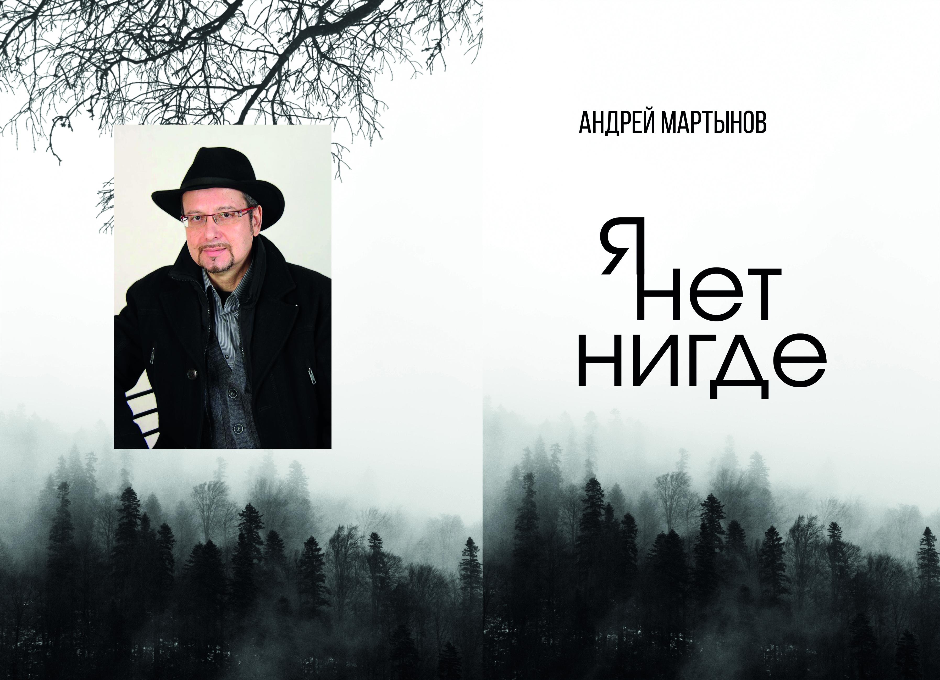 обложка Мартынов