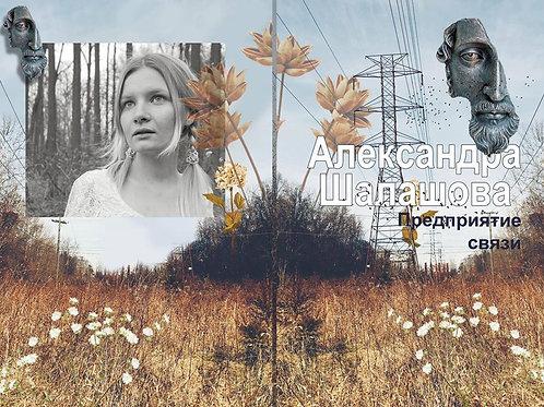 """Александра Шалашова """"Предприятие связи"""""""