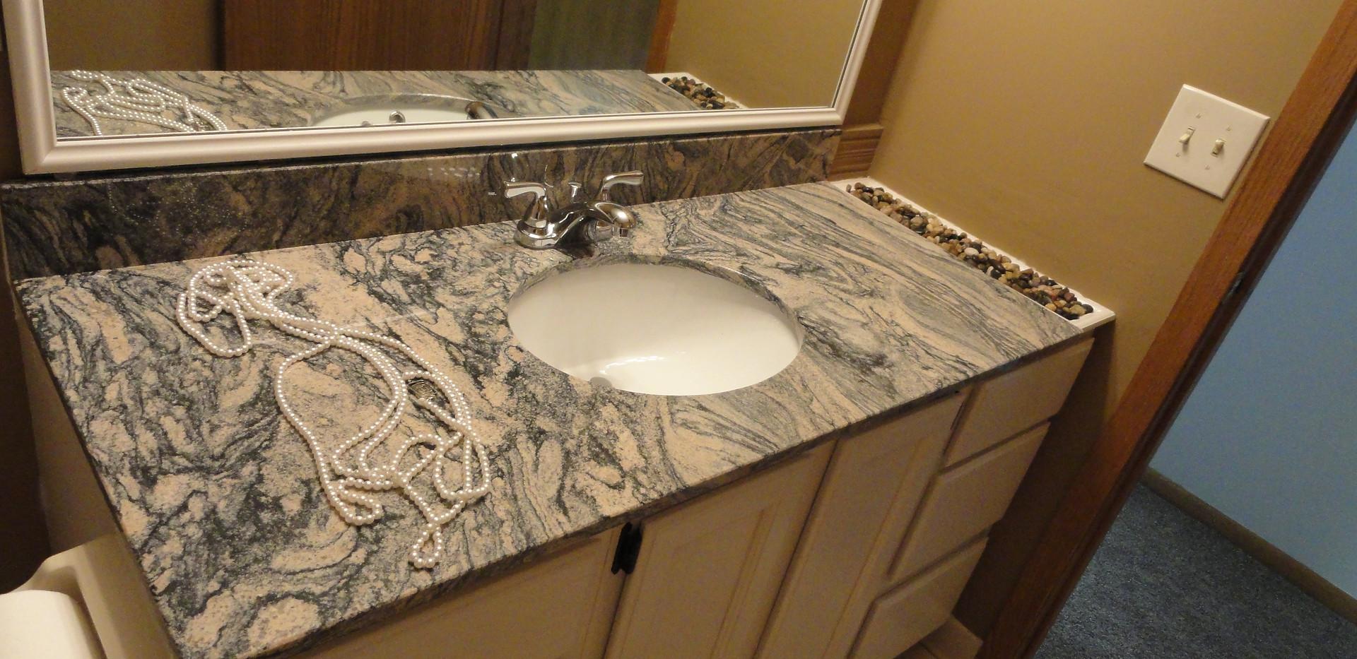 New Granite Counter Tops