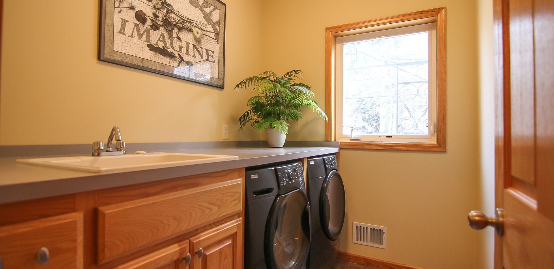 Laundry Rooms After