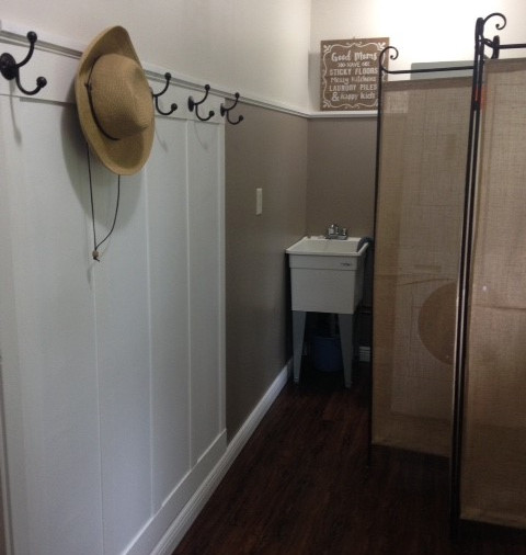 Loundry/Mud Room After