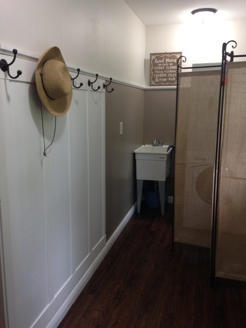 Loundry/Mud Room After