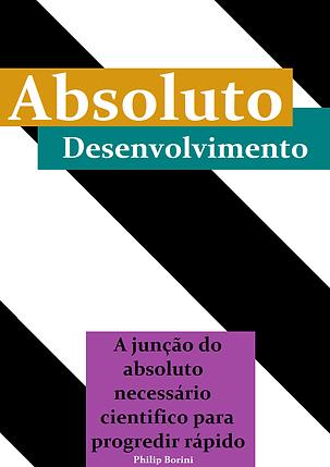 Capa - livro - Absoluto desenvolvimento.