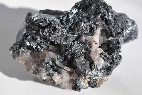 Гематит, кварц, Казахстан, Актас 2174-ПШ