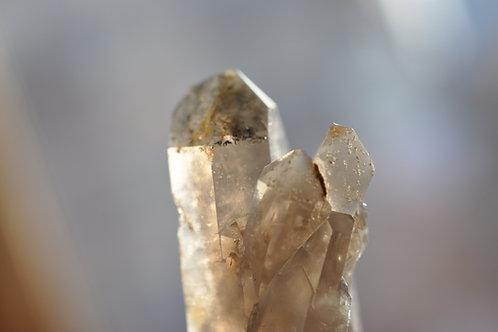 Сросток кристаллов кварца 3436-В