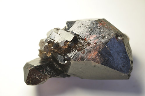 Сросток кристаллов дымчатого кварца 3603-В