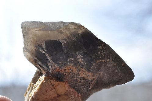 Дымчатый кварц, шпат 5205-Н