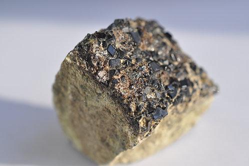 Гранат меланит, Казахстан 948-ПШ