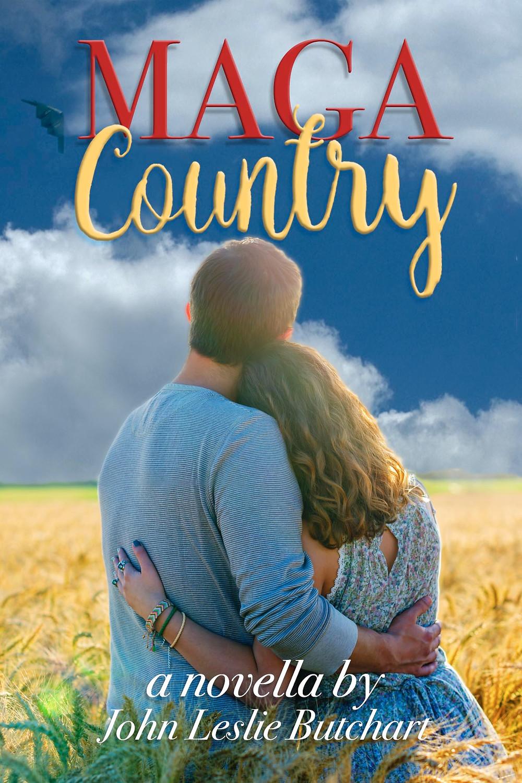 MAGA Country book cover