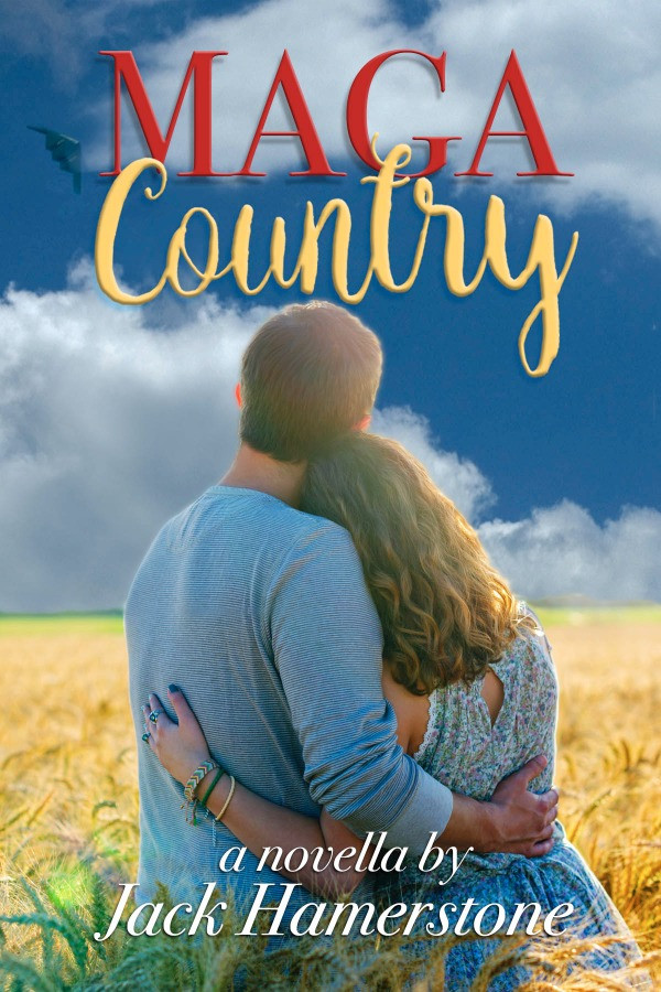 MAGA Country book cover