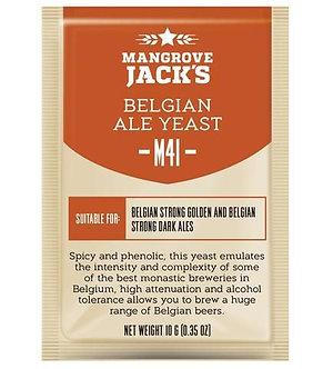 Дрожжи Mangrove Jack`s M41, Belgian Ale, Craft Series Yeast