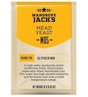 Дрожжи Mangrove Jack`s M05, Mead, Craft Series Yeast
