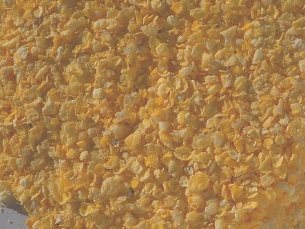 Crisp Malt Хлопья обжаренной кукурузы - Flaked Torrefied Maize - 1.5 EBC max