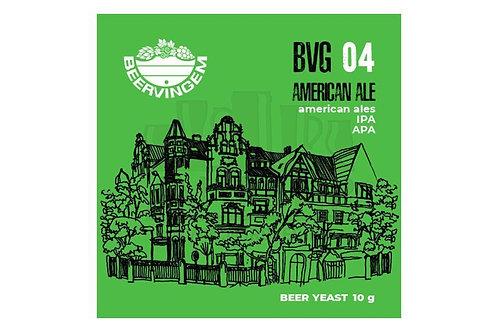 Дрожжи Beervingem American Ale