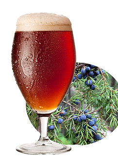 Пиво Можжевеловое красное, ( Wachholder Bier )
