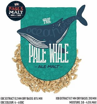 Солод PAULS MALT Extra Pale Ale