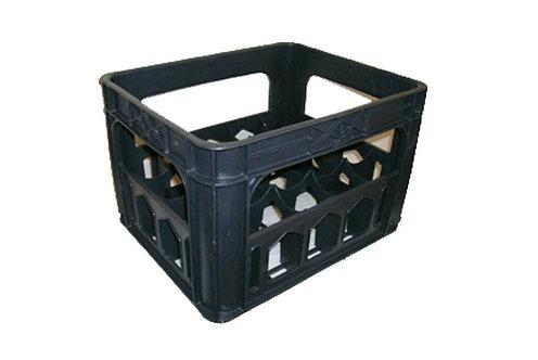 Ящик пластиковый под пивные бутылки