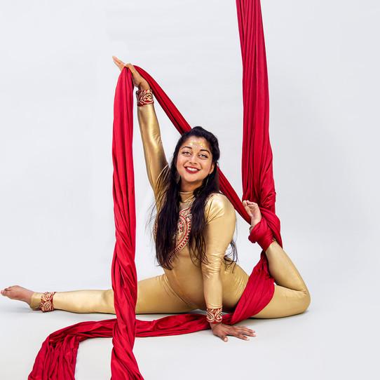 Flying Bollywood Silks