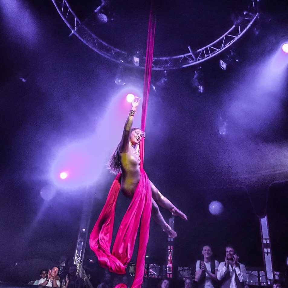 Flying Bollywood @ Underbelly Southbank