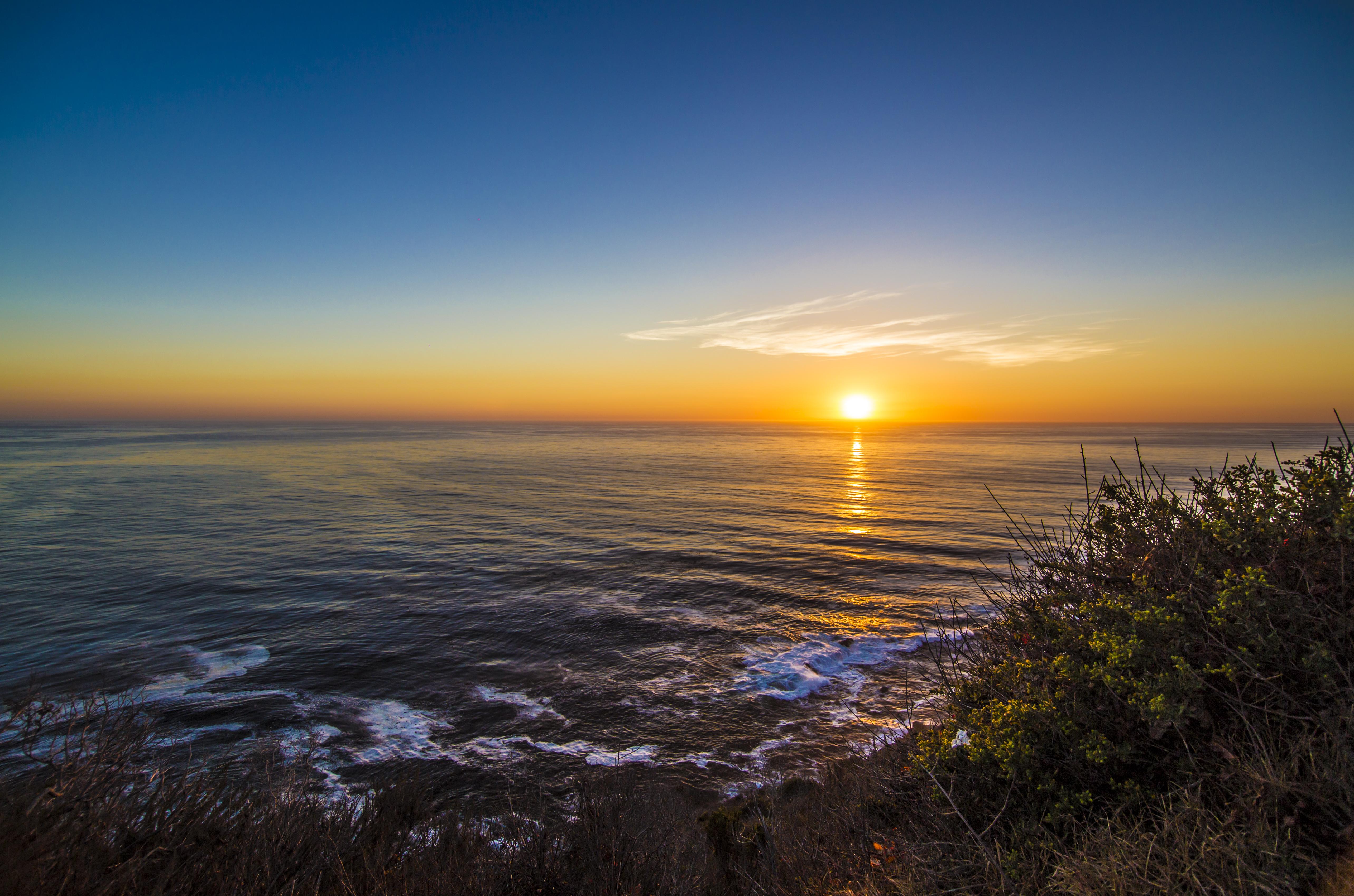 Hwy 1 Sunset