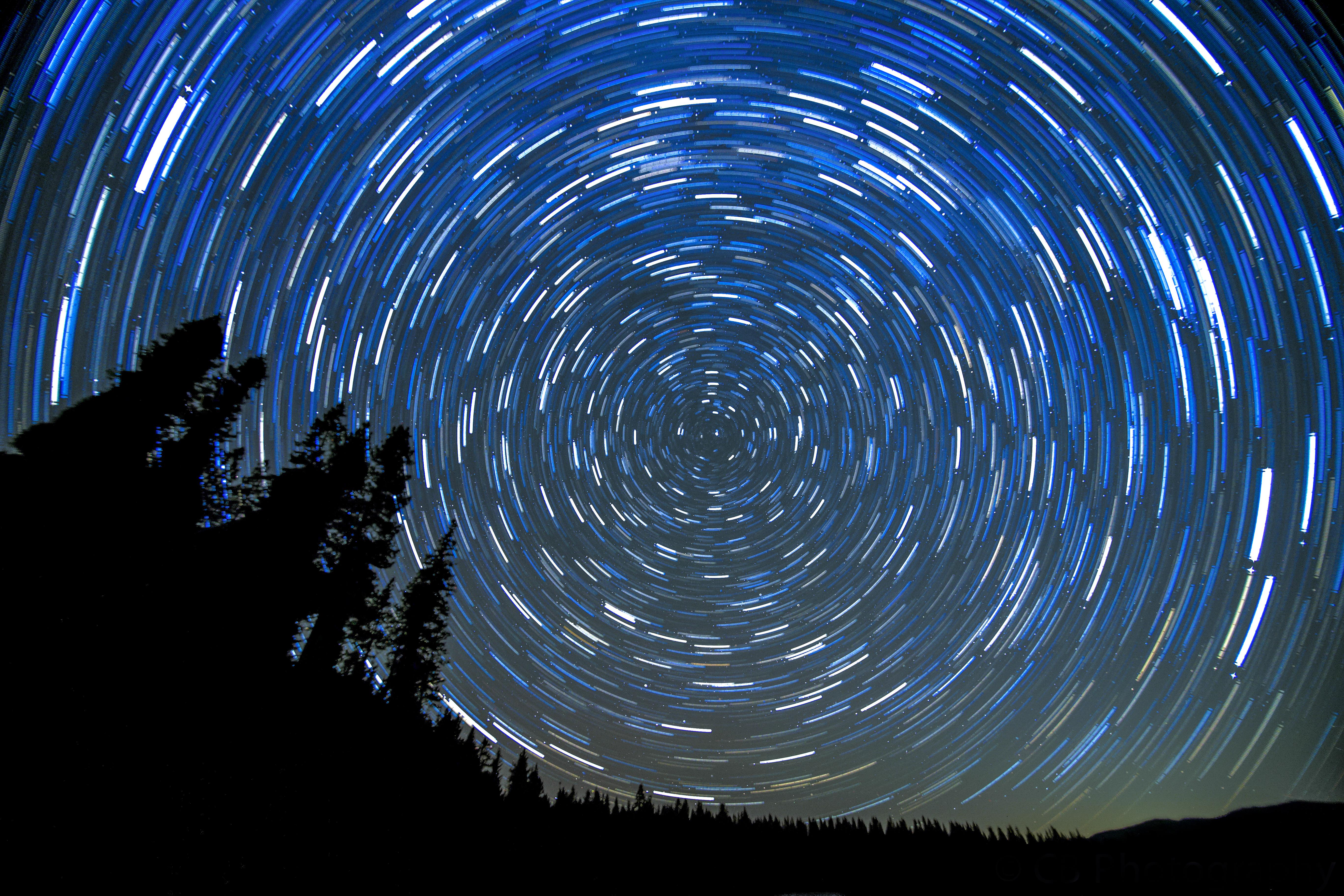 Star Trails #3-2