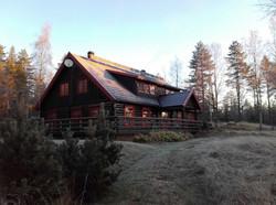 Konferanse hytte