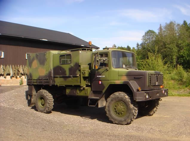 Militær transport