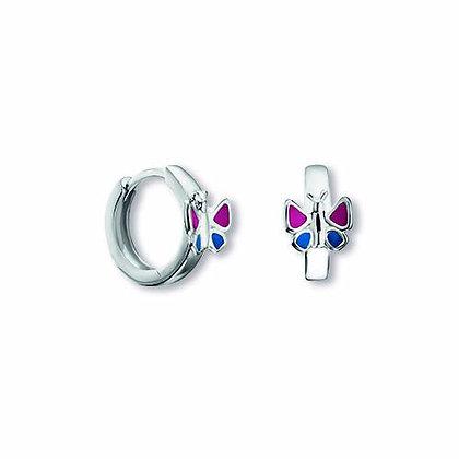 Creole Schmetterling Silber 925/-