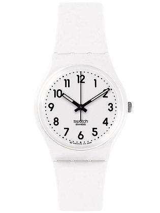 Swatch JUST WHITE SOFT GW151O