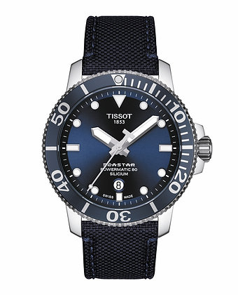 Tissot Seastar 1000 Powermatic 80 T1204071704101