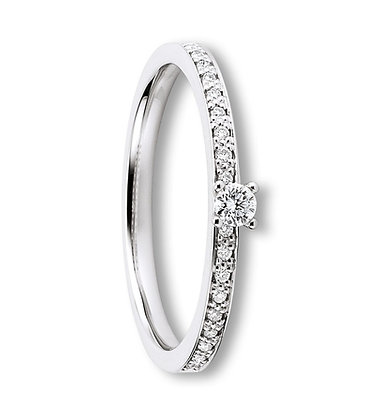 Diamantring 0.20ct Modell 20