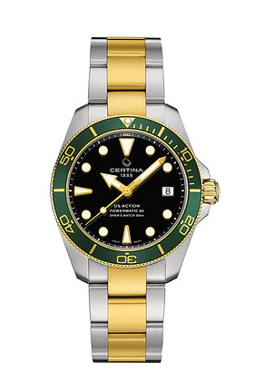 Certina Action Diver C0328072205101