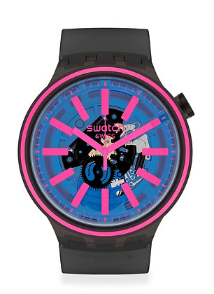 Swatch BLUE TASTE SO27B111