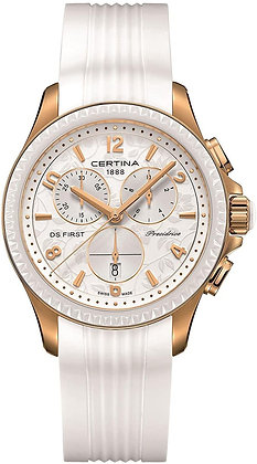 Certina DS First Lady Chronograph C0302173703700