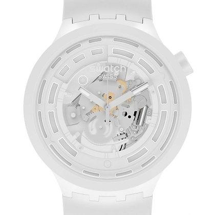 Swatch C-WHITE SB03W100