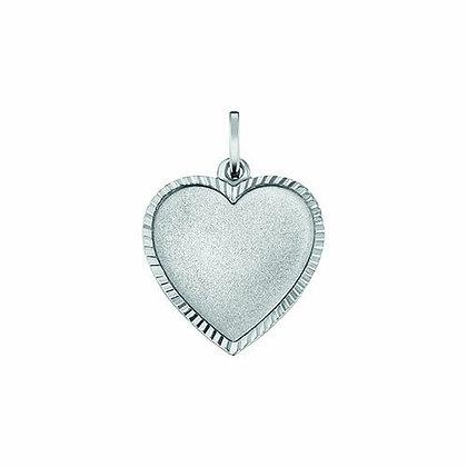 Anhänger Herz Silber 925/-