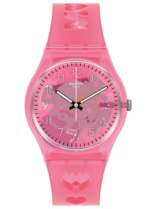Swatch LOVE WITH ALL THE ALPHABET GZ354