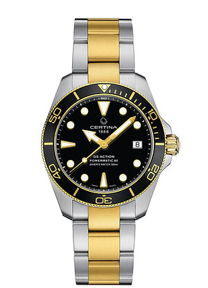 Certina DS Action Diver C0328072205100