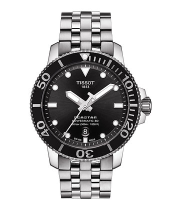 Tissot Seastar Powermatic 80 T1204071105100