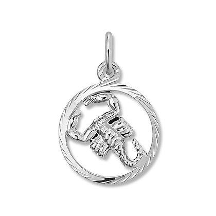Anhänger Sternzeichen Skorpion Silber 925/-