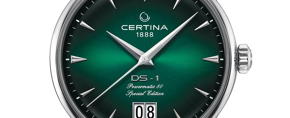 Certina DS-1 Big Date Powermatic 80 Special Edition C0294261109160