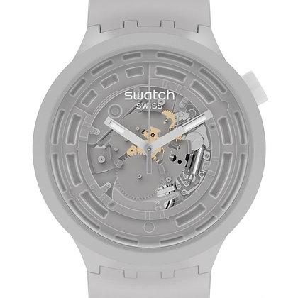 Swatch C-GREY SB03M100