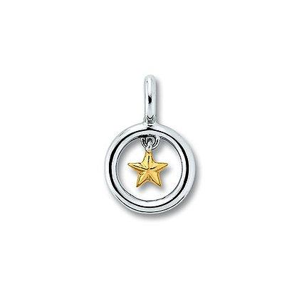 Anhänger Stern Silber 925/-