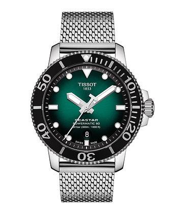 Tissot Seastar Powermatic 80 T1204071109100