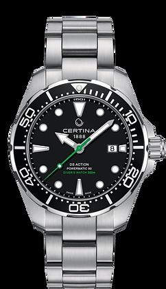 Certina DS Action Diver Powermatic 80 C0324071105102