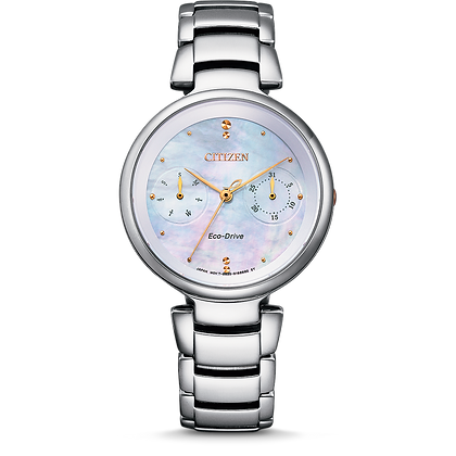 Citizen LADY PERLMUTT FD1106-81D